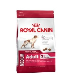 Royal Canin Medium Adult 7 + 15Kg