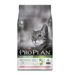 Purina Pro Plan Sterilised Salmão 10kg