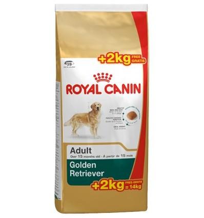 Royal Canin Golden Retriever Adult 25 12+2Kg Oferta