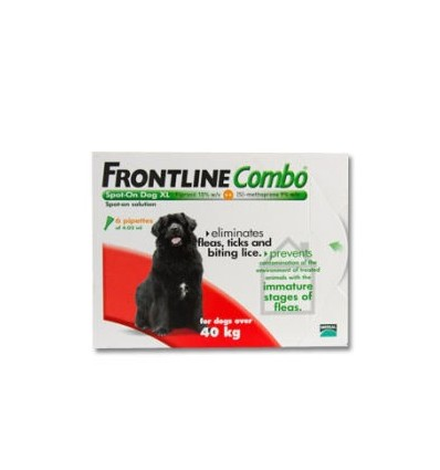 Frontline Combo Cão - + 40kg