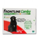 Frontline Combo Cão - + 40kg (1 caixa - 3 pipetas)