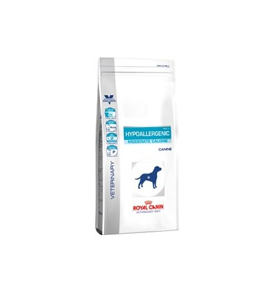 Royal Canin Hypoallergenic Canine Moderate calorie 14Kg