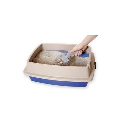 Areia Bentonita Aglomerante para Gatos Com Talco 10Kg