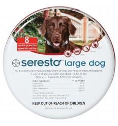 Seresto Cão + 8kg - 70cm