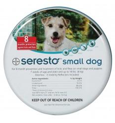Seresto Cão até 8kg - 38cm