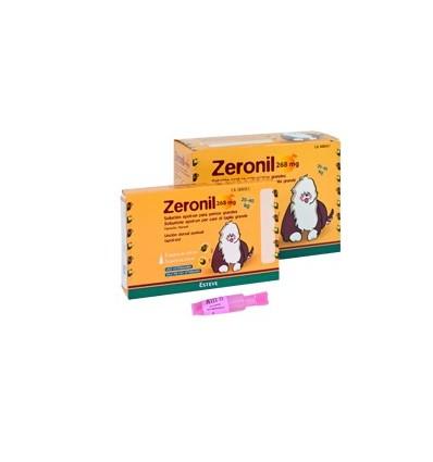 ZERONIL CAO 268 MG 20-40 KG 3 PP