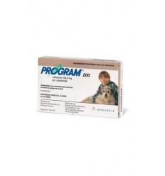 PROGRAM 204,9 dos 7kg aos 20kg - 6 comprimidos