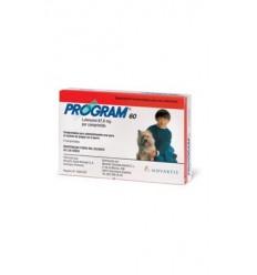 PROGRAM 67,8 dos 2kg aos 7KG - 6 comprimidos