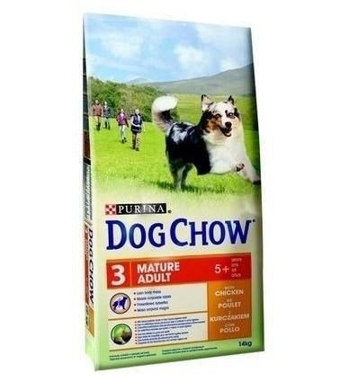 Purina Dog Chow Mature Adult Frango 14kg