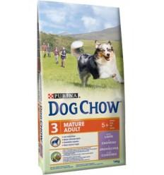Purina Dog Chow Mature Adult Borrego 14Kg