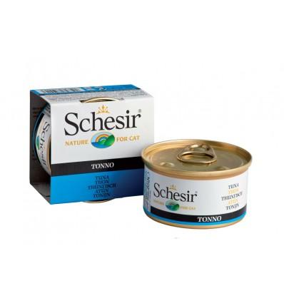 Schesir Atum com Sardinha 85gr