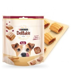 Purina Snacks Deli Bakie Rolls 100g