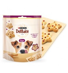 Purina Snacks Deli Bakie Stars 100g