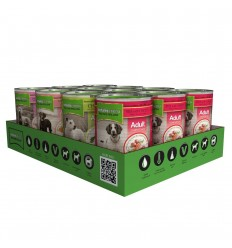 Natures Menu Dog Húmidos Multipack Latas 12 x 400g