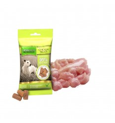Natures Menu Snacks Dog Frango (s/ glúten e s/ cereais) 60 g