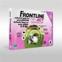 Frontline Tri-Act XS Cão 2-5KG - 3 Pipetas