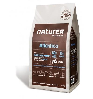 Naturea Atlântica (Salmão sem Cereais) 12kg