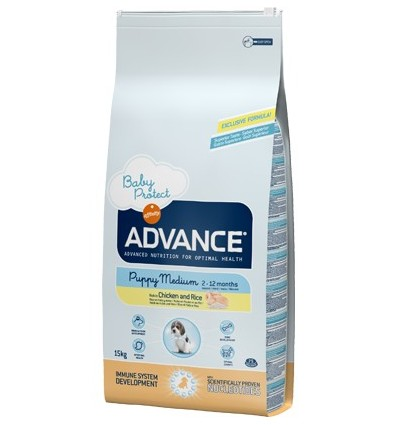 Advance Cão Medium Puppy 12Kg