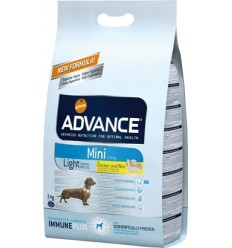 Advance Cão Mini light 3Kg