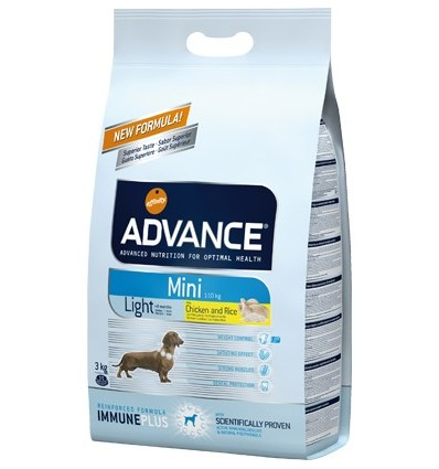 Advance Cão Mini light 3Kg