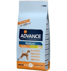 Advance Cão Médium Adulto 14Kg