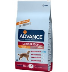Advance Cão Adult Lamb and Rice 12Kg