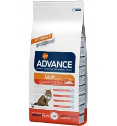 Advance Gato Adulto Salmão 15Kg