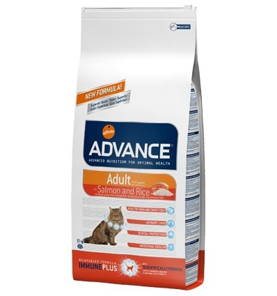 Advance Gato Adulto Frango e Arroz 15Kg