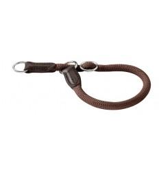Coleira Hunter Freestyle Castanho - 55 cm