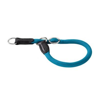 Coleira Hunter Freestyle Azul Petróleo