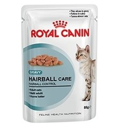 Royal Canin Hairball Care Húmidos Saquetas 85g x 12 uni.