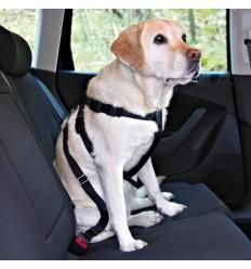 Cinto de Segurança e Peitoral p/ Cães Trixie - Tamanho M