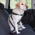 Cinto de Segurança e Peitoral Trixie p/ Cães - Tamanho M (50/70 cm)