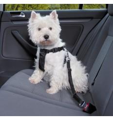 Cinto de Segurança e Peitoral p/ Cães Trixie - Tamanho S