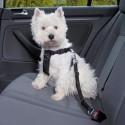 Cinto de Segurança e Peitoral Trixie p/ Cães - Tamanho S (30/60 cm)