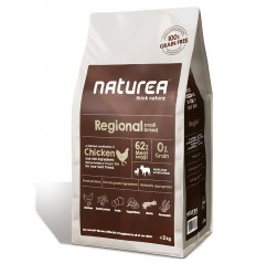 Naturea Regional Small Breed (Chicken sem Cereais) 2kg