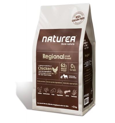 Naturea Regional Small Breed (Chicken sem Cereais) 2kg