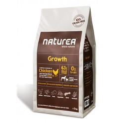 Naturea Growth (Chicken sem Cereais) 2kg