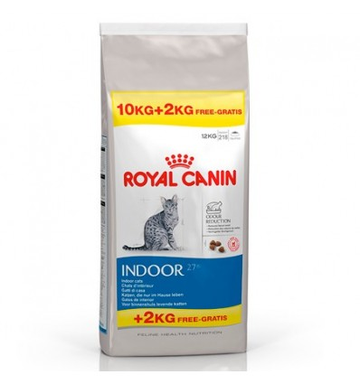 Royal Canin Indoor 27 10kg + 2Kg OFERTA