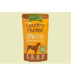 Natures Menu Country Hunter Dog com Frango Saqueta 150gr