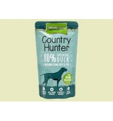 Natures Menu Country Hunter Dog Húmidos c/ Pato Saqueta 150gr