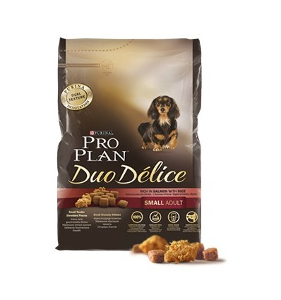 Purina Pro Plan Duo Delice Adult Small Salmão 2.5 kg