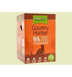 Natures Menu Country Hunter Cat com Frango e Ganso Pack 6x 85Gr