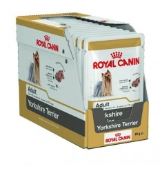Royal Canin Yorkshire Wet - Saqueta 6 x 85gr