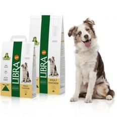 Libra Cão Adult Frango 15Kg