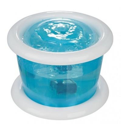 """Bebedouro Automático """"BUBBLE STREAM"""" 3Lt (Azul/Branco)"""