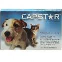 Capstar 11,4 Mg Comprimidos p/Cão e Gato Pequenos