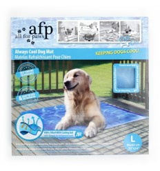 Tapete Refrescante Chill Out p/ Cães 90x60 cm