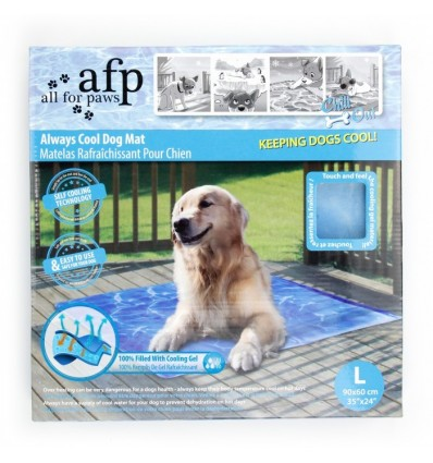 Tapete Refrescante Chill Out p/ Cães tamanho M
