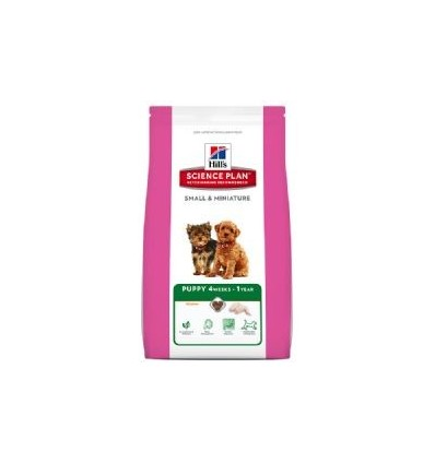 Hill's Science Plan Puppy Small & Miniature 3kg